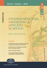 Interventional Medicine and Applied Science