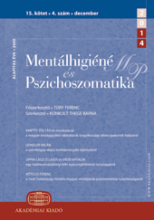 Mentálhigiéné és Pszichoszomatika