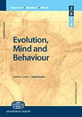 Evolution, Mind and Behaviour