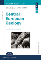 Central European Geology