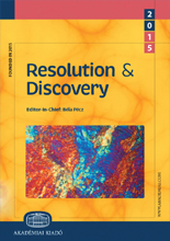 Resolution and Discovery